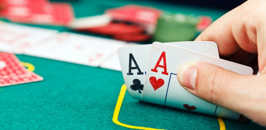 online poker game